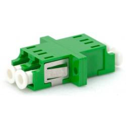 Adapter LC SM APC Duplex
