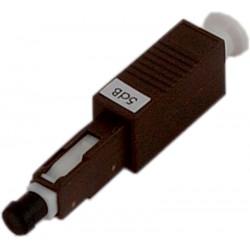 Tłumik Optyczny MU SM PC