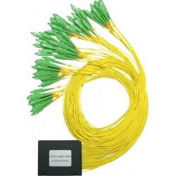 Splitter Optyczny PLC 1x64 (obudowa blackbox)