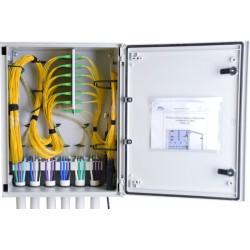 Przełącznica Światłowodowa Hermetyczna PSPH-72, PSPH-144