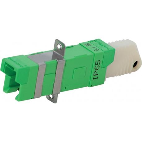 Adapter E-2000  Diamond SM APC IP65