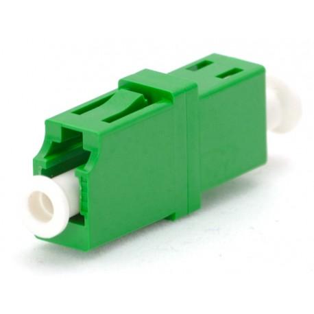 Adapter LC SM APC Simplex