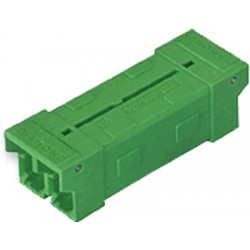 Adapter E-2000 0,1 dB Diamond SM APC Duplex