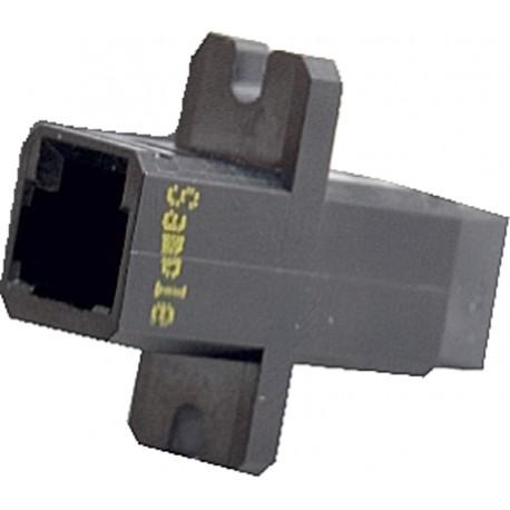 Adapter MT-RJ żeński SM PC