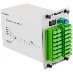 Splitter Optyczny PLC 1x32 (obudowa MPPO)