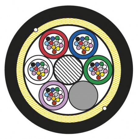 Konstrukcja Kabla Napowietrznego FSS-KNM-C-P14026