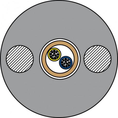Konstrukcja Kabla Napowietrznego FSS-KNM-B-P00731