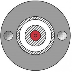 Konstrukcja Kabla Abonenckiego Napowietrzonego FSS-KNA-O-P561