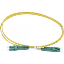 Patchcord Duplex LC/APC - LC/APC 10 cm SMG.652D