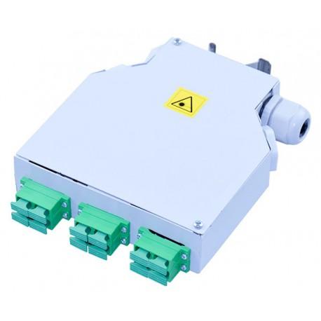 Przełącznica Światłowodowa PSL-12/DIN