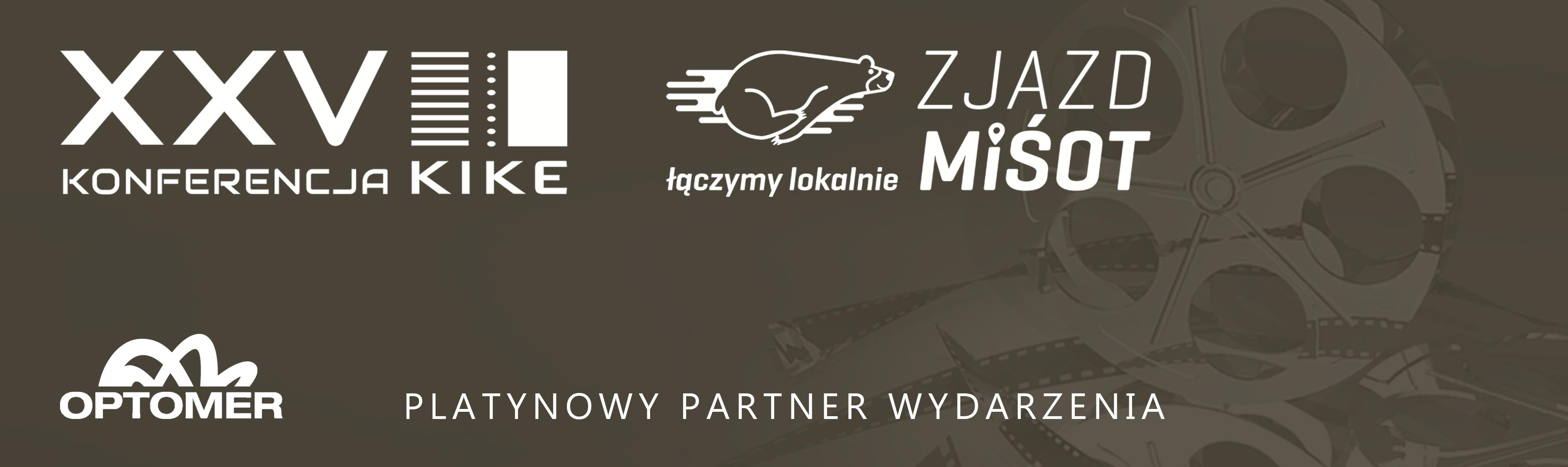 Firma OPTOMER Platynowym Partnerem Konferencji KIKE i Zjazdu MiŚOT